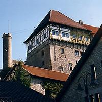 Ansicht von Süden nach der Sanierung / Schmidbergsches Schlösschen in 74388 Talheim