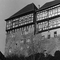 Ansicht von Süden vor der Sanierung / Schmidbergsches Schlösschen in 74388 Talheim