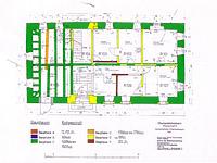 Baiersbronn Klosterreichenbach, Klosterhof 5, Kasten Bauphasenplan Erdgeschoss / Kasten in 72270 Baiersbronn - Klosterreichenbach