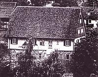 Baiersbronn Klosterreichenbach, Klosterhof 5, Kasten Ansicht  / Kasten in 72270 Baiersbronn - Klosterreichenbach