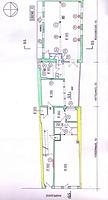 Heidelberg, Haspelgasse 10, Bauphasenplan Erdgeschoss / ehemaliges Verbindungshaus, Studentenwohnheim in 69115 Heidelberg, Altstadt
