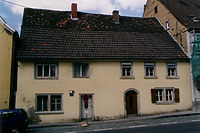 Heidelberg, Rohrbach, Rathausstraße 57/59, Straßenansicht / Wohnhaus in 69126 Heidelberg, Rohrbach
