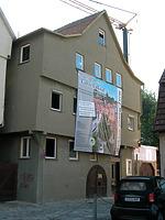 Westfassade zur Wolfgasse (RPS LAD 06.09.2005) / Wohngebäude in 73728 Esslingen am Neckar