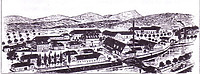 Ansicht des Ensembles von 1878 / Glashüttensiedlung (Ensemble)  in 76571 Gaggenau