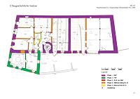 Bauphasenplan Erdgechoss / Zehnthaus  in 74388 Talheim (30.07.2005 - strebewerk. Riegler Läpple Partnerschaft, 2005)