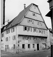 Ansicht von Norden (S.Uhl) / Fachwerkhaus in 72764 Reutlingen