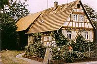 Karlsbad-Langensteinbach, Weinbrennerstraße 7, Haus Conrath, Straßenansicht / Haus Conrath in 76307 Karlsbad-Langensteinbach