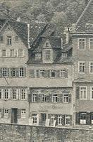 Bild von 1949 (StadtA SHA FS 00839a) / Wohnhaus in 74523 Schwäbisch Hall