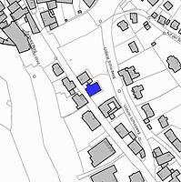Lageplan (Vorlage LV-BW) / Ehemaliges Stadtpfarrhaus in 74523 Schwäbisch Hall