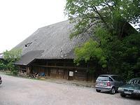 Ansicht 2006 vor der Sanierung / Birkenhofscheuer in 79199 Kirchzarten-Burg, Brühlhof