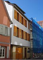 Nordansicht / Wohn- und Geschäftshaus in 72070 Tübingen (21.09.2019 - Christin Aghegian-Rampf)