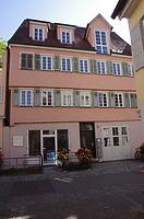 Nordansicht / Wohnhaus in 72070 Tübingen (21.09.2019 - Christin Aghegian-Rampf)