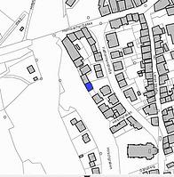 Lageplan 2007 (Vorlage LV-BW) / Wohnhaus in 74523 Schwäbisch Hall