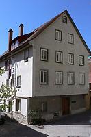 Bild von 2007. Foto: Dietmar Hencke (StadtA SHA Server Häuserlexikon) / Schwäbisch Hall, Keckenhof 2 in 74523 Schwäbisch Hall