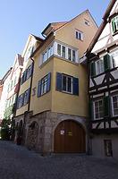 Südostansicht / Fachwerkhaus in 72070 Tübingen (21.09.2019 - Christin Aghegian-Rampf)