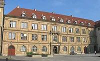 Prinzenbau Südfassade / Prinzenbau in 70173 Stuttgart, Stuttgart-Mitte (08.01.2011)
