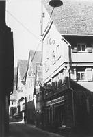 Neckarstr. 60-66 (1961) Quelle: www.bildindex.de / Fachwerkhaus in 72160 Horb, Horb am Neckar