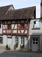 Außenansicht - Lange Straße 51, Foto: Dietmar Hencke (StadtA SHA Server Häuserlexikon)    / Fachwerkhaus in 74523 Schwäbisch Hall