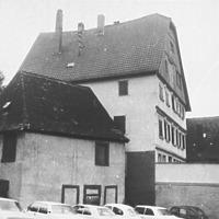 Collekturgasse 18 (1978) - Quelle: www.bildindex.de / Wohnhaus in 74821 Mosbach
