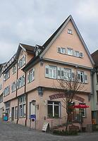 Nordostansicht, 2007. Foto: Dietmar Hencke (StadtA SHA Server Häuserlexikon) / Wohnhaus in 74523 Schwäbisch Hall