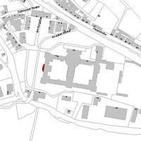 Flurkarte 2006 (Vorlage LV-BW und LAD) / ehemalige Klosteranlage in 79837 St. Blasien