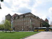 Ansicht des Alten Schlosses von Norden (2008) / Altes Schloss in 70173 Stuttgart, Stuttgart-Mitte