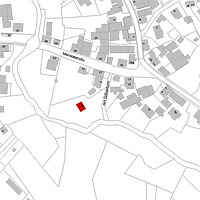 Flurkarte 2006 (Vorlage LV-BW und LAD) / Wohnturm in 74722 Buchen Hettigenbeuern