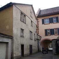 Nördlicher Teil (Torgasse 13) von Nordosten / Wohnhaus (Hauskomplex) in 78462 Konstanz (strebewerk.)