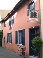 Konstanz, Tulengasse 2 (Schoenenberg 2008) / Rückgebäude zu Haus zur Krone in 78462 Konstanz