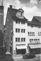 Hohenhausgasse 12 / Haus zum Krottengäßle in 78463 Konstanz (17.12.2014 - Foto Marburg 372/61, 1962-1971.)
