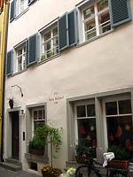 Konstanz, Rheingasse 4 (Schoenenberg 2008) / Sog. Haus zur Sichel in 78462 Konstanz