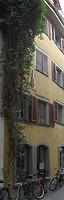Konstanz, Rheingasse 8 (Schoenenberg 2008) / Haus zum Roßeisen und Haus zur Geige  in 78462 Konstanz