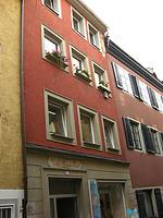 Konstanz, Rheingasse 9 (Schoenenberg 2008) / Haus zum Narren bzw. zur Rose in 78462 Konstanz