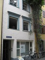 Konstanz, Rheingasse 10 (Schoenenberg 2008) / Haus zum Krebs in 78462 Konstanz