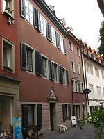 Konstanz, Rheingasse 11 (Schoenenberg 2008) / Sog. Haus zur Krone in 78462 Konstanz