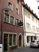 Konstanz, Rheingasse 13 (Schoenenberg 2008) / Sog. Haus zum Blumenstrauß / zum Strauß in 78462 Konstanz