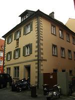 Konstanz, Rheingasse 18 (Schoenenberg 2008) / Ehem. Kornschütte des Klosters Zoffingen in 78462 Konstanz