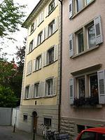 Konstanz, Rheingasse 19 (Schoenenberg 2008) / Sog. Haus zum Hirschen in 78462 Konstanz