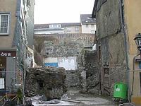 Übersicht von Norden / Stadtmauer und Wohnhaus in 78462 Konstanz (Lohrum)