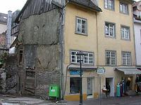 Neugasse 11 von Nordosten / Wohnhaus in 78642 Konstanz