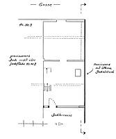 Systemskizze Grundriss 1. Dachgeschoss, Ausschnitt / Wohnhaus in 79219 Staufen, Staufen im Breisgau (Burghard Lohrum)