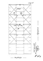 Grundriss 2. Dachgeschoss / Wohn- und Geschäftshaus in 79219 Staufen, Staufen im Breisgau (03.09.2008 - Burghard Lohrum)