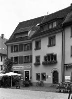 Ansicht West / Wohnhaus in 79219 Staufen, Staufen im Breisgau (Stadtarchiv Staufen Systemskizze )