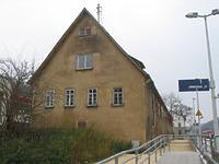 Ansicht des Gebäudes von Westen (2005) / Langes Haus in 89551 Königsbronn