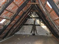 Blick ins 2. Dachgeschoss (2005) / Wohnhaus in 72544 Metzingen