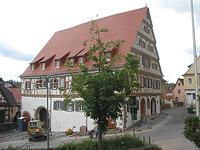 Ansicht des Gebäudes (2007) / sog. Heidtsches Haus in 71665 Vaihingen an der Enz-Enzweihingen