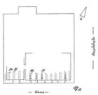 Grundriss 2. Obergeschoss / Wohn- und Geschäftshaus in 79219 Staufen, Staufen im Breisgau (01.01.1995 - Burghard Lohrum)
