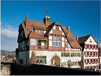 Das Roigelhaus nach der Restaurierung 2002 (Vorlage LDA) / Roigel - Haus in 72070 Tübingen