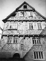 Photogrammetrische Aufnahme Südostseite, 1982 / Wohnhaus in 73614 Schorndorf