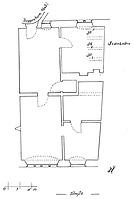 Systemskizze Grundriss 2. OG / Wohn- und Geschäftshaus in 79219 Staufen, Staufen im Breisgau (Burghard Lohrum)